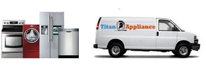 Los Angeles appliance repairs truck technician